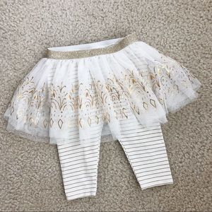 Baby Starters Bottoms - Baby Girl Skirt/Pant (NWOT)